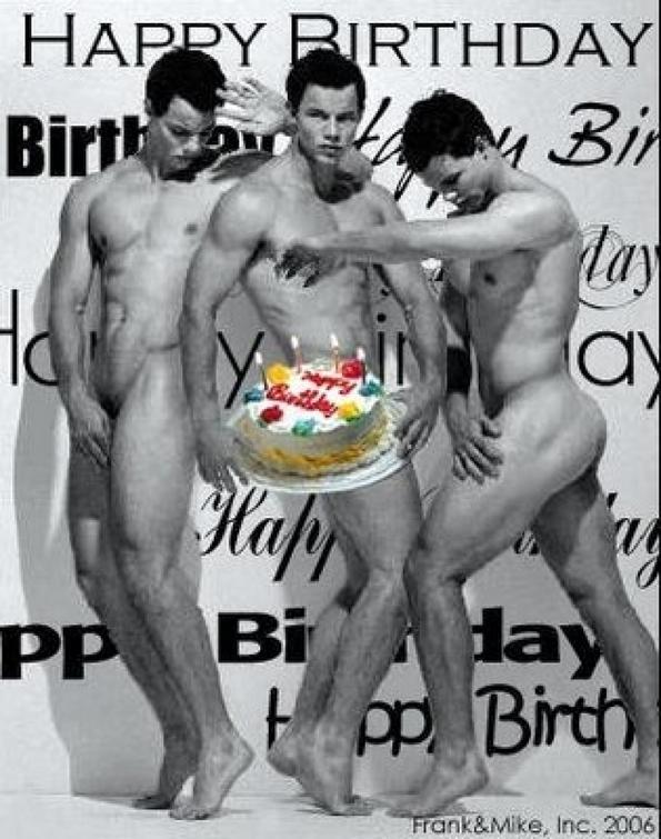 Поздравление мужчине с днем рождения нетрадиционной ориентации