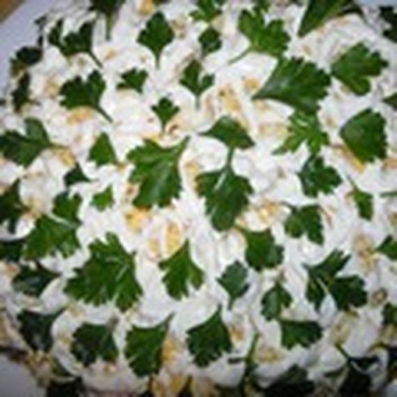 Салат галатея рецепт с фото