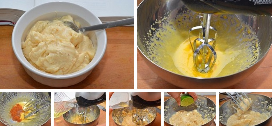 Как сделать майонез с пошагово