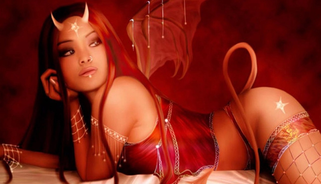 секс с дьяволицами