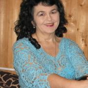 Анна Аниканова, 62