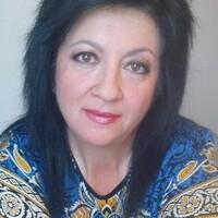 Галина, 55 лет, Водолей, Москва
