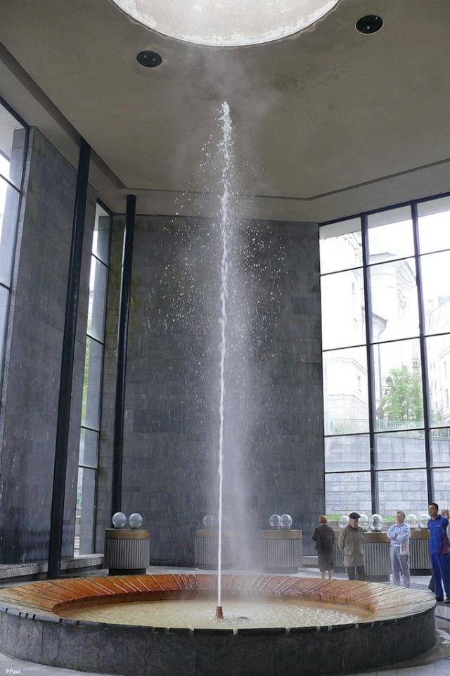 Карловы вары термальные воды