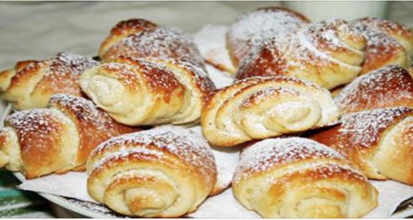 Сладкие булочки рецепт пошаговый