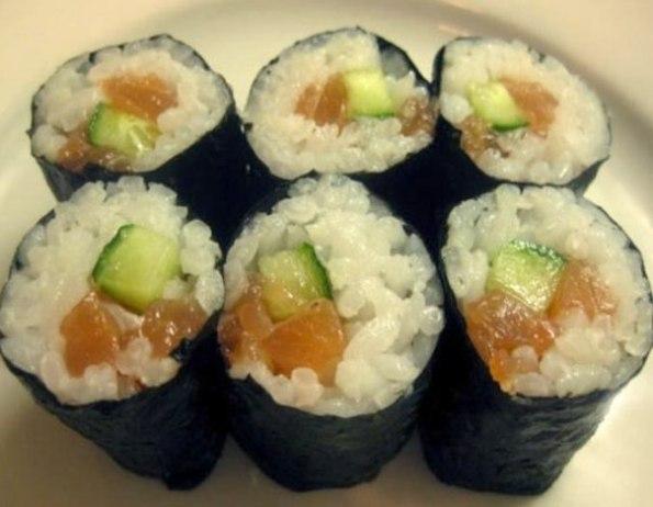 Суши без рыбы рецепты фото