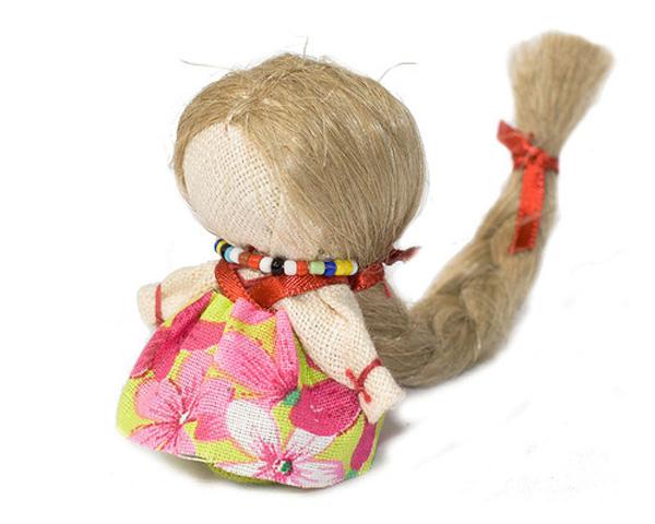 Как сделать самодельную куклу из ткани