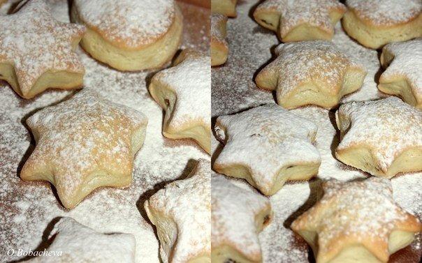 Печенье сметанники рецепты