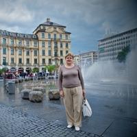 Валентина Котова, 68 лет, Весы, Краснодар