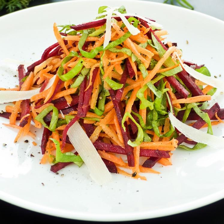 Свекла сельдереи салат