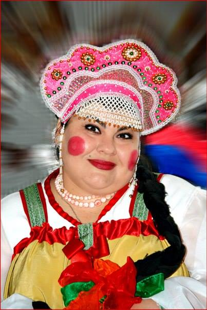 Русских баб фото