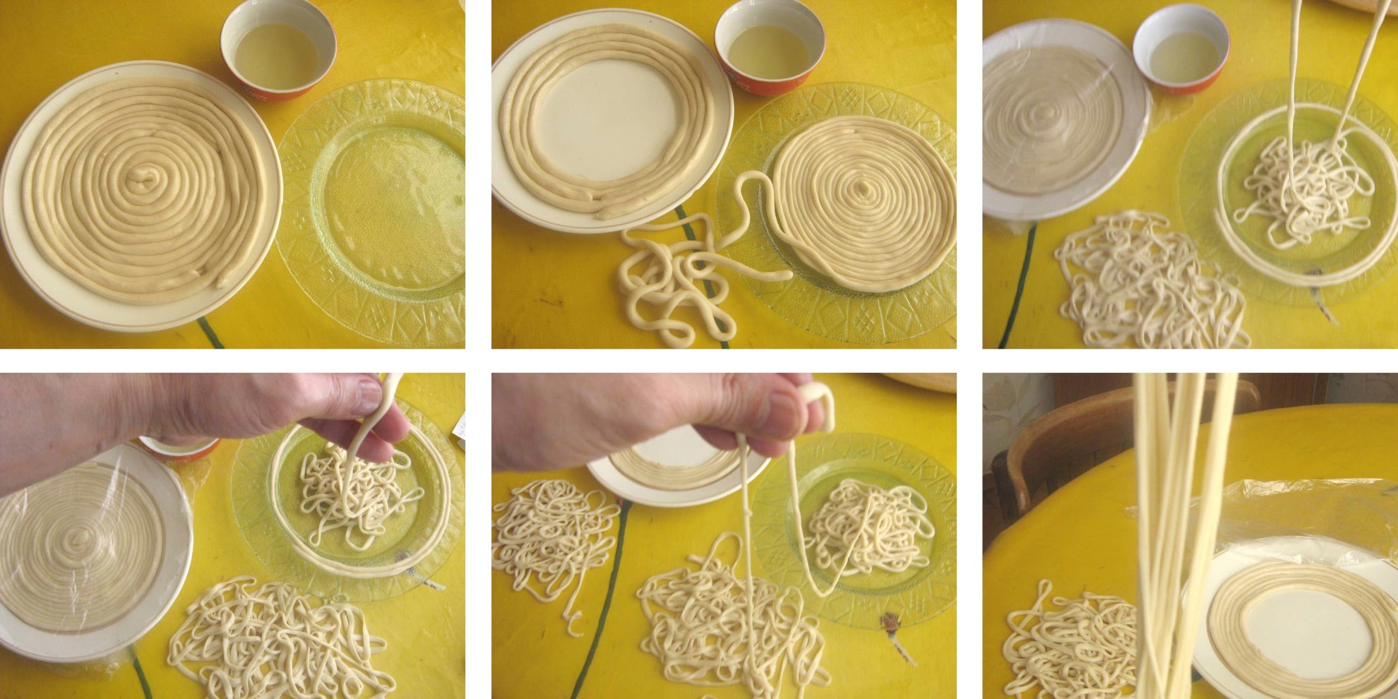 Как приготовить лапшу на лагман