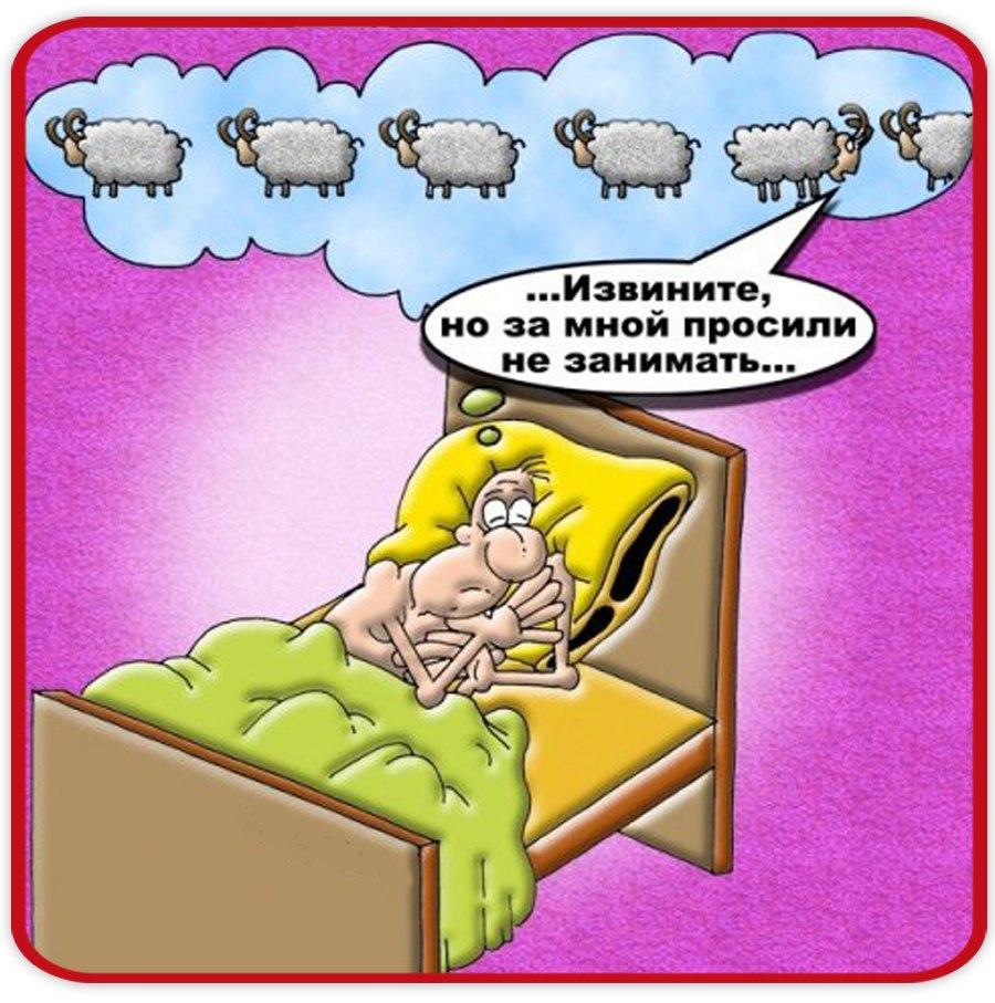 Анекдот Про Спящего