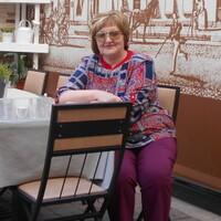 Валентина, 61 год, Телец, Череповец