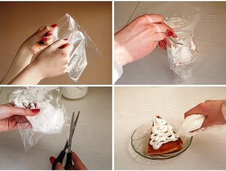Как сделать кулинарный мешок своими руками 505