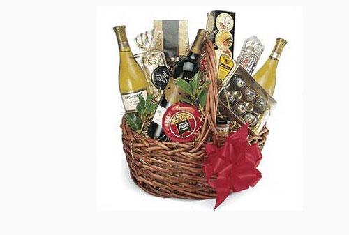 Вино в подарок женщине