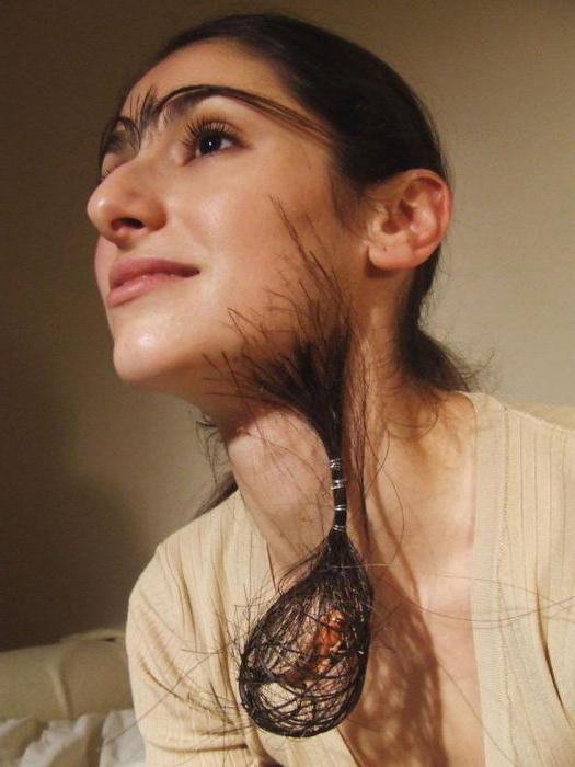женская волосатость фото