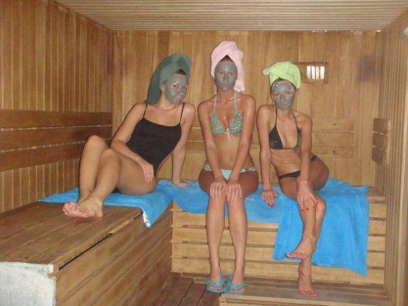 Знакомство для бани