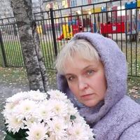 Светлана, 45 лет, Дева, Санкт-Петербург