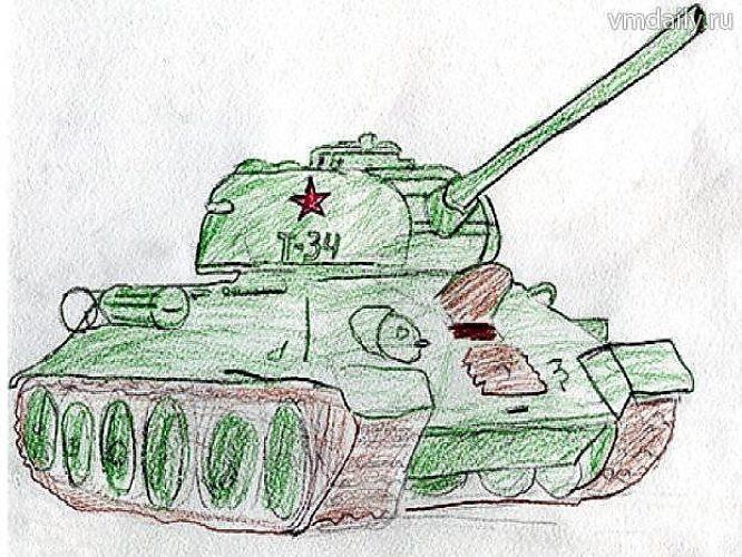 Как раскрасить танк