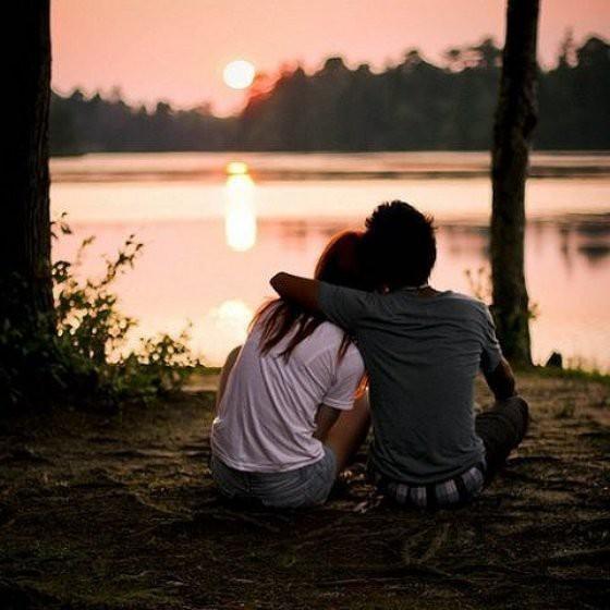 Фото на аву про любовь на парней