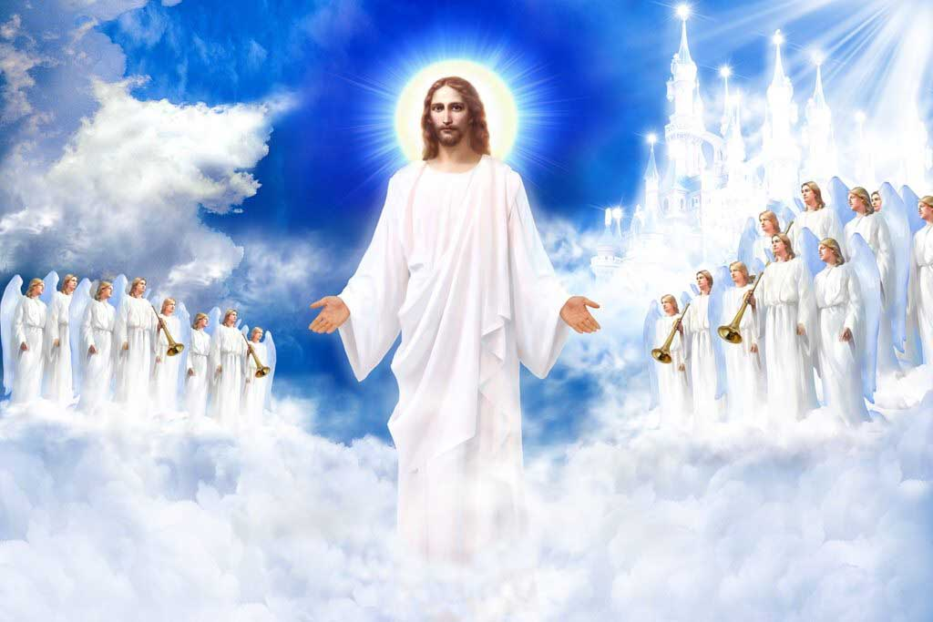 how the book of revelation presents jesus christ in a completely different light not a lamb anymore  An overview of the book of revelation jesus, the lamb of god) (revelation 6:2) this is not jesus christ but the antichrist.