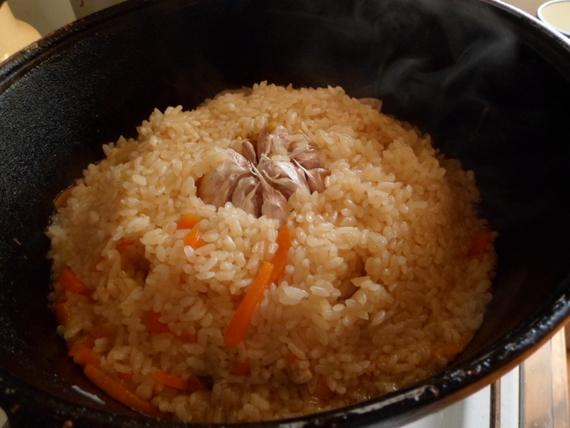 Узбекский рассыпчатый плов рецепт с пошагово
