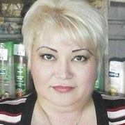 Оксана Дмитриева 47 Новосибирск