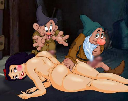 порно фильм белоснежка и семь гномов он лайн