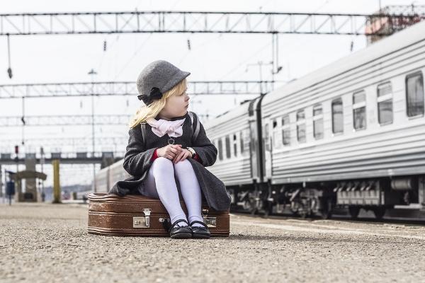 ожидание на платформе
