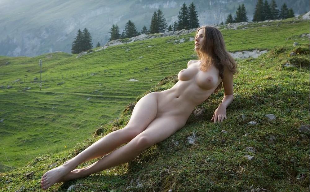 порно фото альпийских красоток