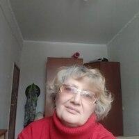 Наталия Ильина, 64 года, Телец, Москва