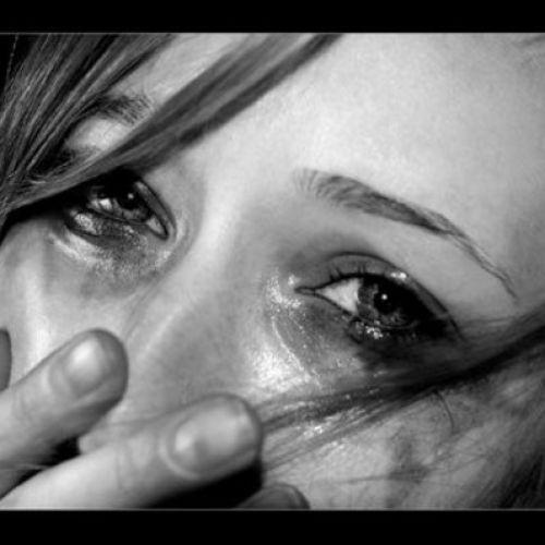 Открытки когда плачешь, днем