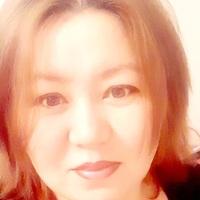 Анара, 41 год, Рак, Алматы́