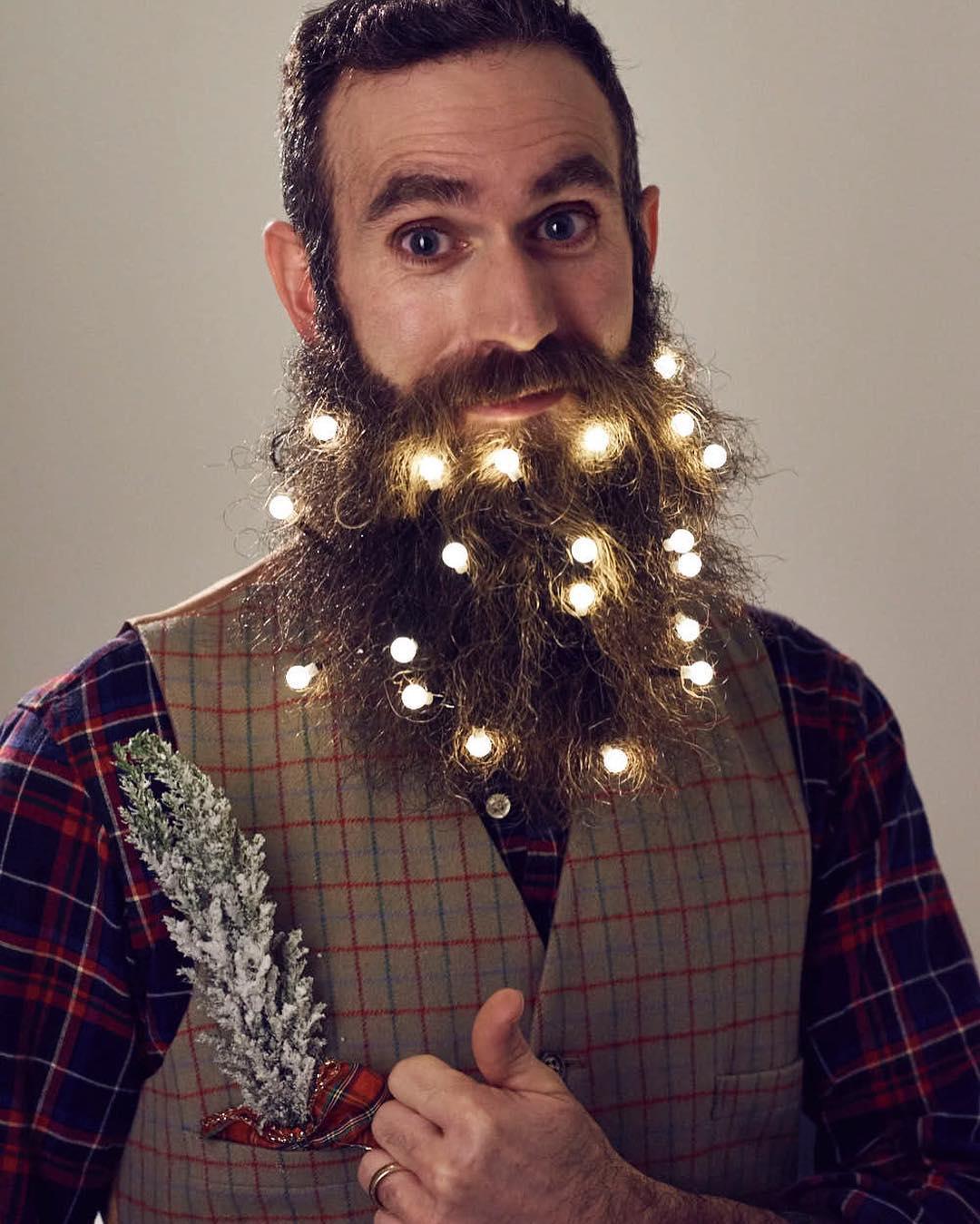 Big hairy man christmas