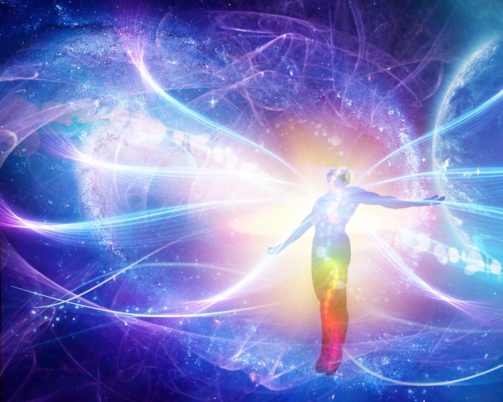 Фото энергии человека