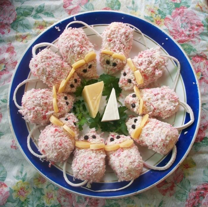 Вторые блюда для дня рождения с фото