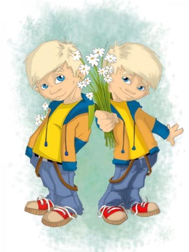 Двойняшки мальчики открытки, картинки прикольные