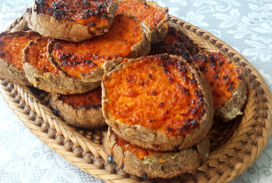 Пирожки из ржаной муки  пошаговый рецепт с фото на Поварру