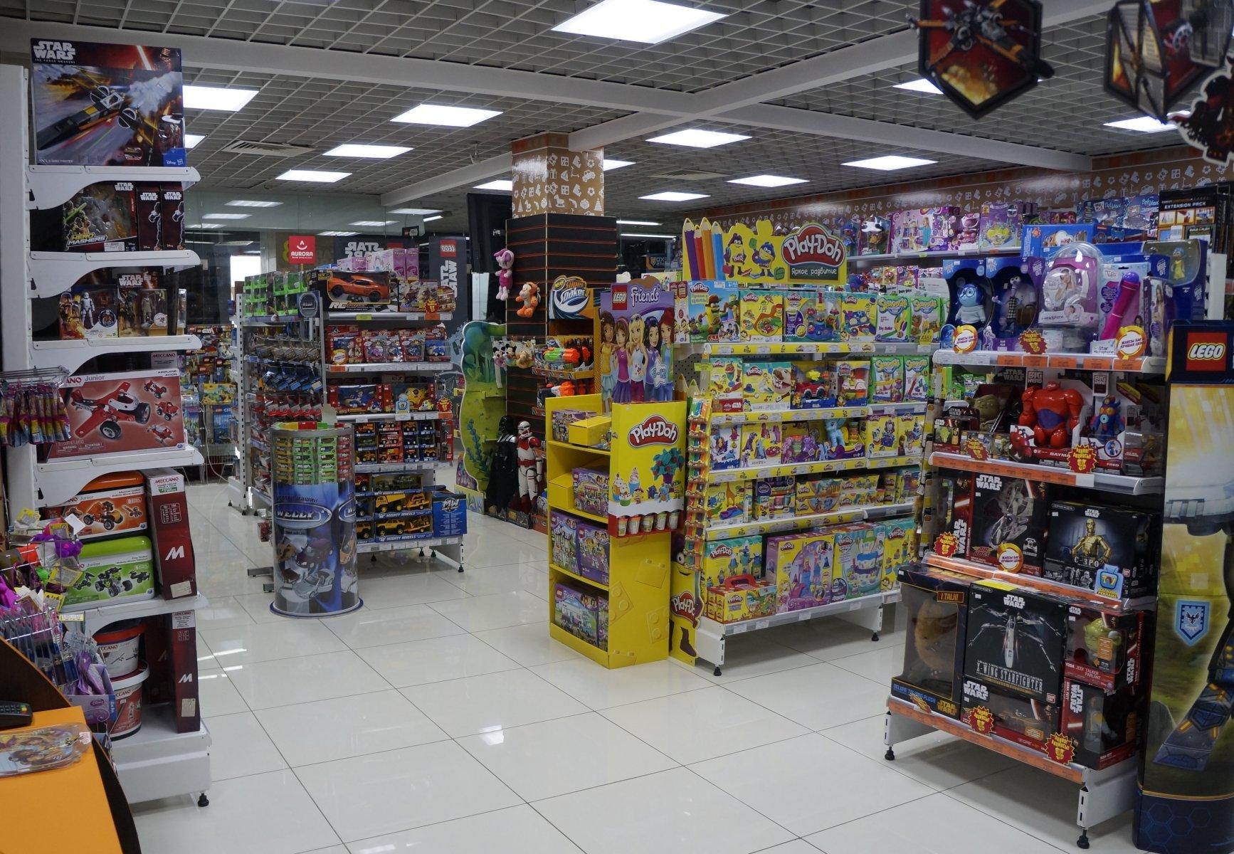эту картинки магазина игрушек которые продаются в россии представляет