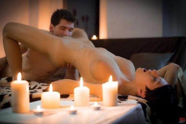 Пати как сделать девушке приятное интимное фото