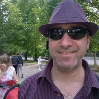 Ed, 42 года, Козерог, Симферополь