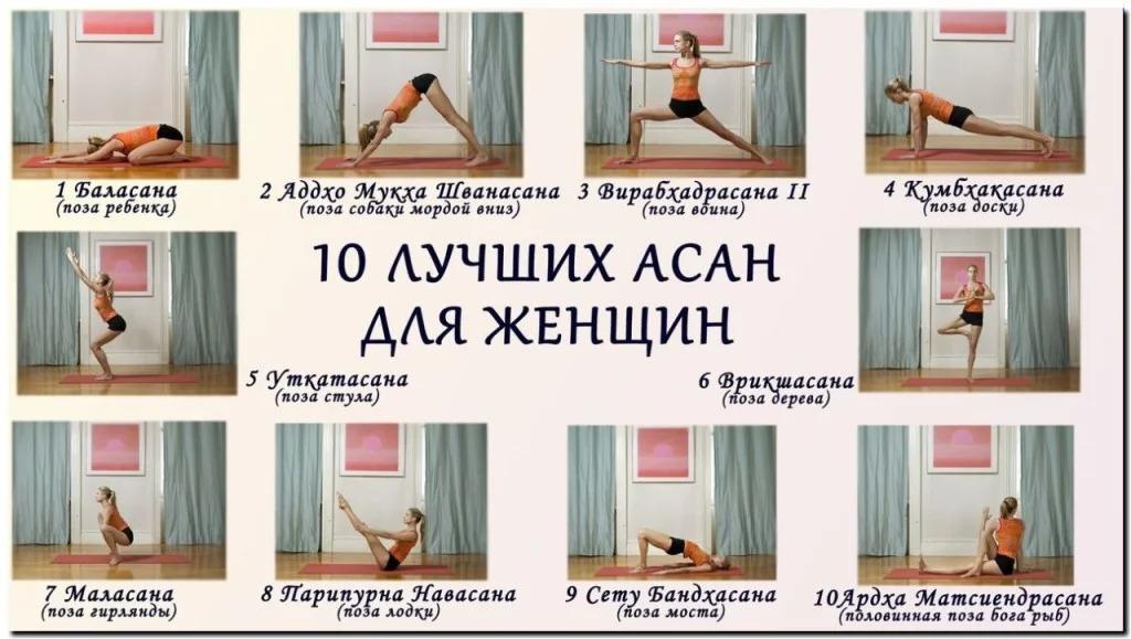 Йога До Похудения Асаны. Йога для похудения: 5 основных асан