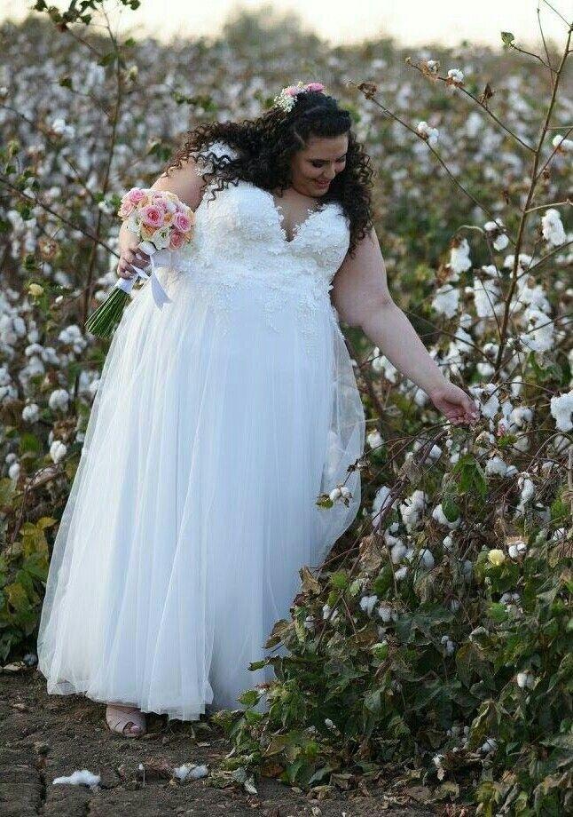 фото упитанных невест подобный стиль