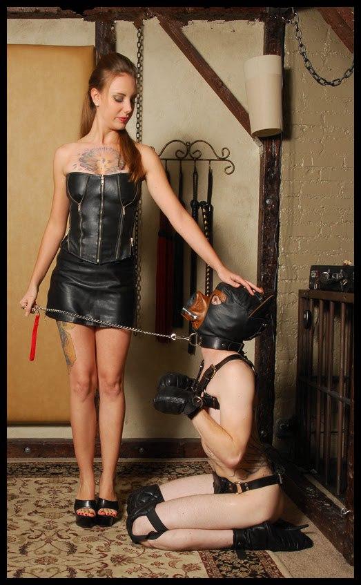 New femdom slave — 10